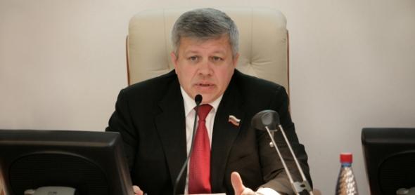 Владимир Казаков награжден медалью