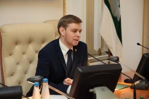 Председатель палаты Сергей Лоськов