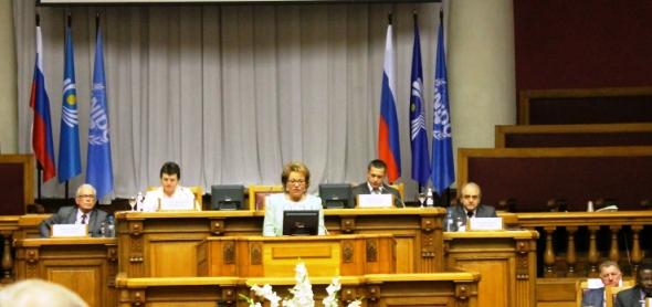 Создан молодёжный парламент СНГ