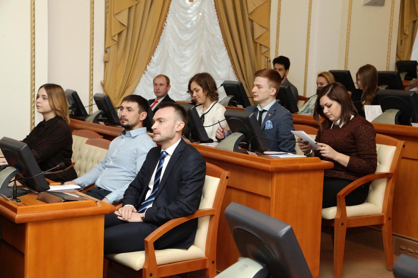 Первое применение права законодательной инициативы