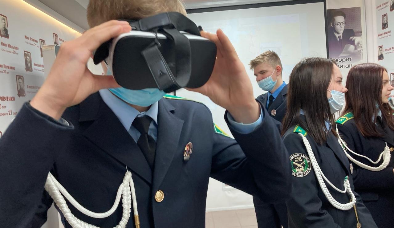 Школьников приглашают на экскурсии по экспозиции «Молодые герои Зауралья»